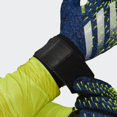 Soccer Black Predator League Goalkeeper Gloves