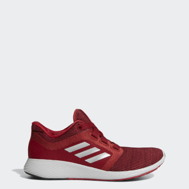 Women Running Burgundy Edge Lux 3 Shoes