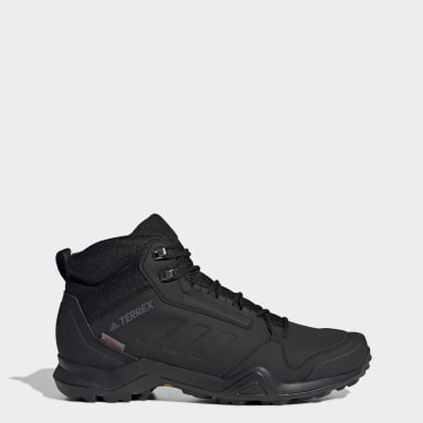 TERREX Black Terrex AX3 Beta Mid Climawarm Hiking Shoes
