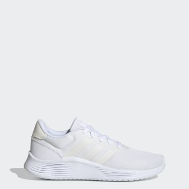Women Sport Inspired White Lite Racer 2.0 Shoes