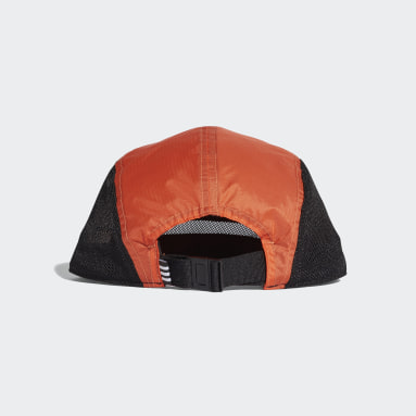 Gorra Atric Five-Panel Naranja Originals