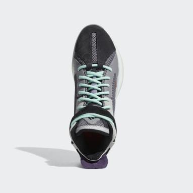 Men's Basketball Grey Posterize Shoes