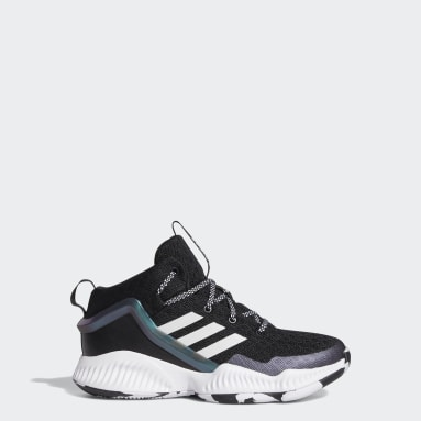 Zapatillas lockdown Negro Niño Basketball