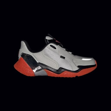 Youth Running Grey 4UTURE RNR Shoes