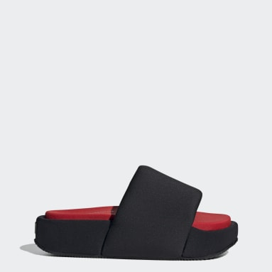 Men Y-3 Black Y-3 Slide