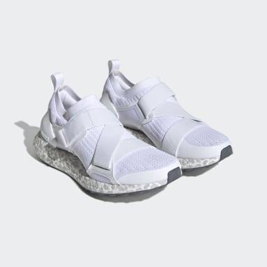 Frauen adidas by Stella McCartney Ultraboost X Laufschuh Weiß