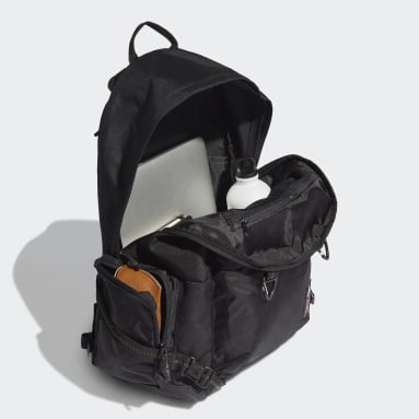 Tennis Black Explorer Primegreen Backpack