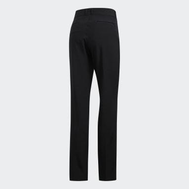 Women Golf Black Ultimate Club Full Length Pants