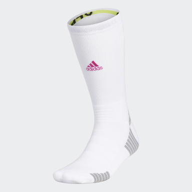 Training White Alphaskin Max Cushioned Crew Socks