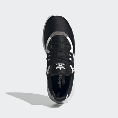 Youth 8-16 Years Originals Black Originals Flex Shoes