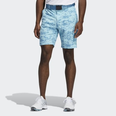 Men's Golf Blue Ultimate365 Camo Shorts