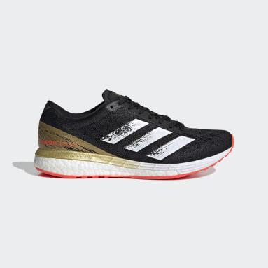 Adizero Boston 9 Shoes Czerń