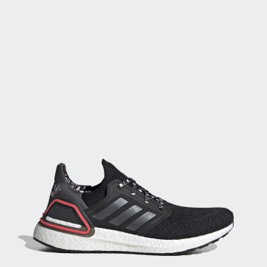 Running Black Ultraboost 20 Shoes
