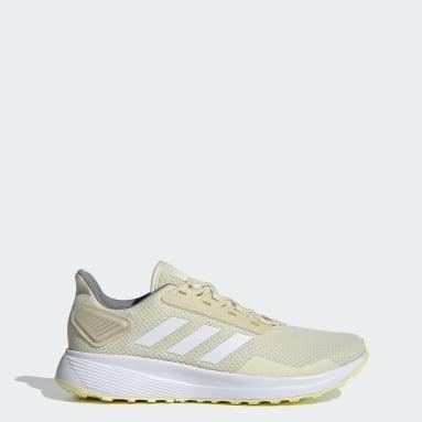 Tenis Duramo 9 Amarillo Mujer Running
