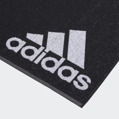 Toalla adidas Large (UNISEX) Negro Natación