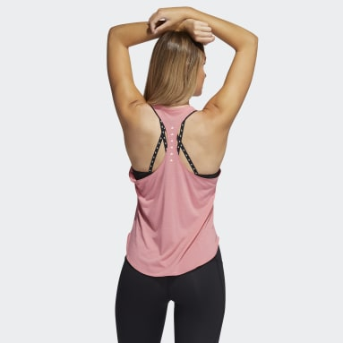 Women's Yoga Pink Go To 2.0 Tank Top
