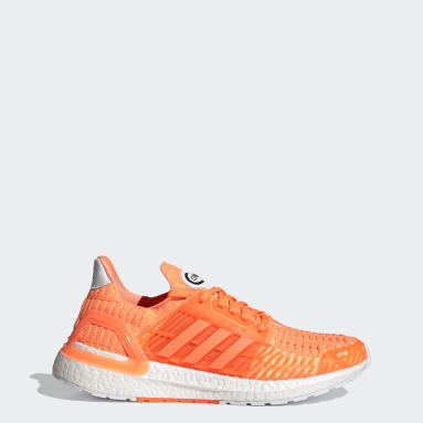 Men's Running Orange Ultraboost DNA CC_1 Shoes