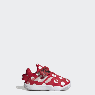 Barn Gym & Träning Röd Disney Minnie Mouse Active Play Shoes