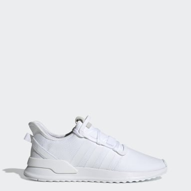 Zapatillas U_Path Run Blanco Hombre Originals