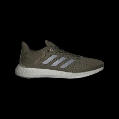 Running Green Pureboost 21 Shoes