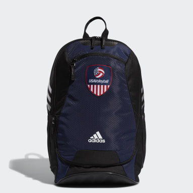 Volleyball Blue USA Volleyball Stadium 2 Backpack