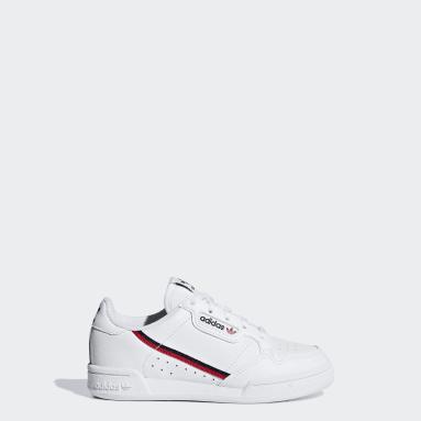 Çocuklar Originals Beyaz Continental 80 Ayakkabı