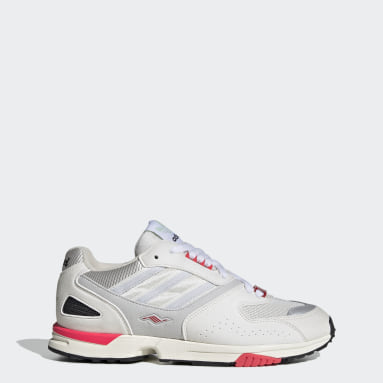 Women Originals White ZX 4000 Shoes