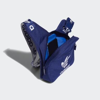 Originals Blue Adicolor Sling Bag