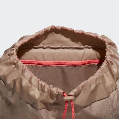 Women Training Beige Flap Backpack