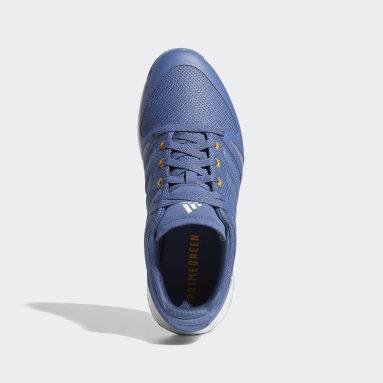 Zapatilla de golf EQT Spikeless Wide Azul Hombre Golf