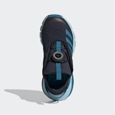 Deti Tréning A Fitnes modrá Tenisky ActiveFlex Boa