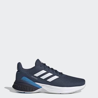 Tenis Response SR Azul Hombre Running