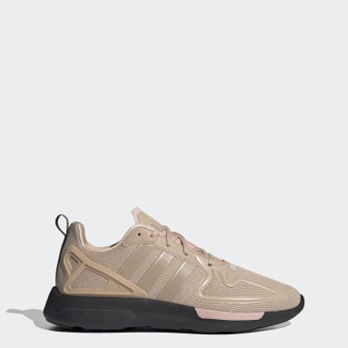 Originals Beige ZX 2K Flux Shoes