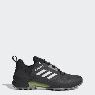 Zapatillas de Senderismo Terrex Swift R3 Negro Hombre TERREX