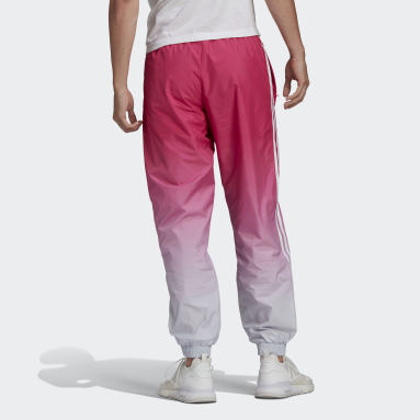Pantalon de survêtement Adicolor 3D Trefoil 3-Stripes Ombré Bleu Hommes Originals