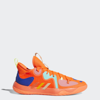 Chaussure Harden Stepback 2 Orange Basketball