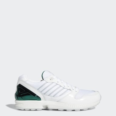 Originals White ZX 5000 University of Miami (The U) Shoes