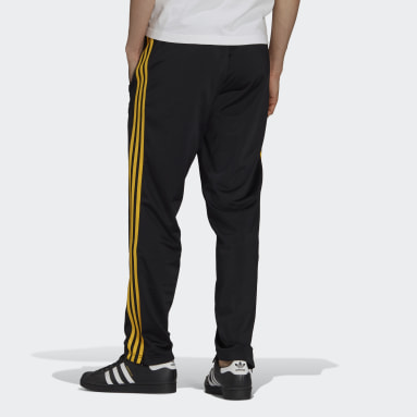 Men Originals Black The Simpsons Firebird Tracksuit Bottoms
