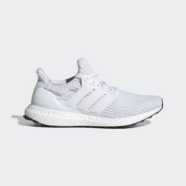 Mænd Løb Hvid Ultraboost 4.0 DNA sko