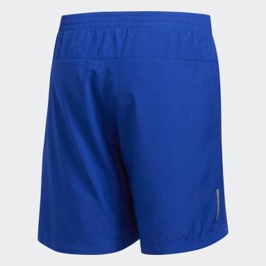 Pantalón corto Run-It Azul Hombre Running