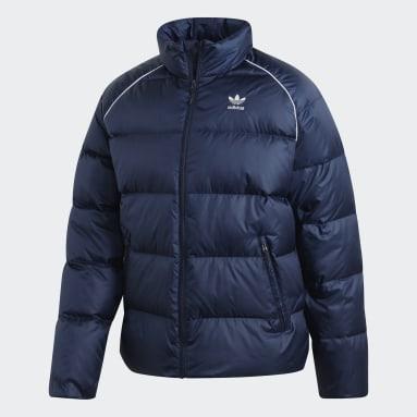 Men Originals Blue Down Jacket