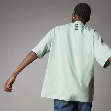 Freizeit Terra Love Organic Cotton T-Shirt Grün