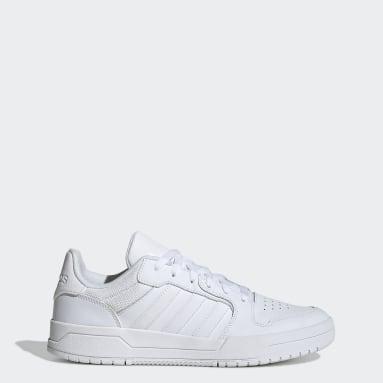Chaussure Entrap Blanc Basketball