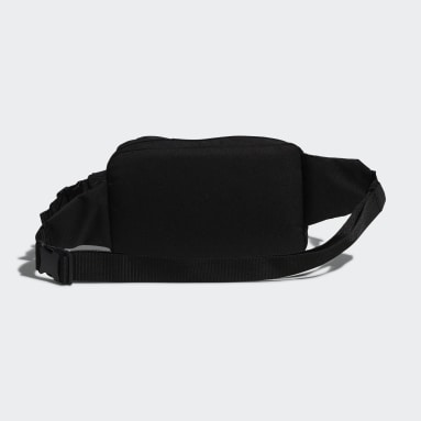 Sport Inspired Black Street Crossbody Bag