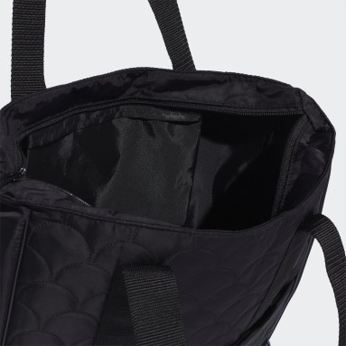 Bolsa Tote Acolchada Tailored For Her Negro Mujer Training