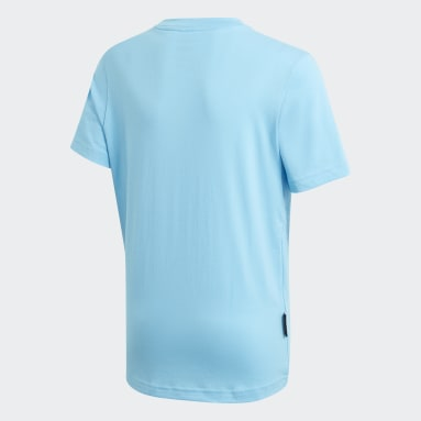 Youth Training Turquoise Aaron Kai x adidas Graphic Tee