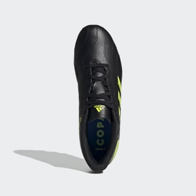 Men Football Black Copa Sense.4 Flexible Ground Boots
