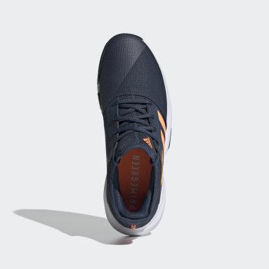 Men's Tennis Blue GameCourt Tennis Shoes