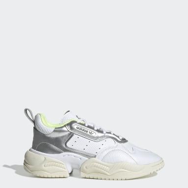 Women's Originals White Supercourt RX Shoes
