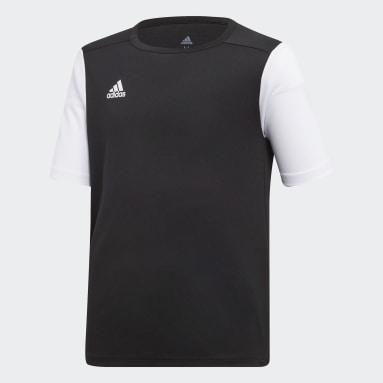 Maillot Estro 19 Noir Garçons Football
